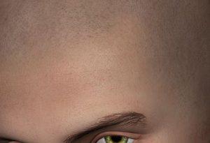 Micro haar pigmentatie permanent of semi-permanent.